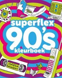Superflex 90's kleurboek