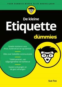 De kleine Etiquette voor Dummies (eBook)