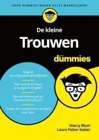 De kleine Trouwen voor Dummies door Marcy Blum & Laura Fisher Kaiser