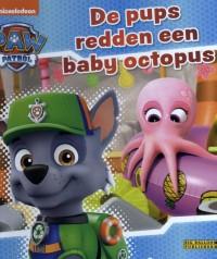 De pups redden de baby octopus