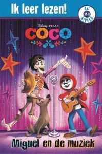 AVI Disney Coco - Ik leer lezen!