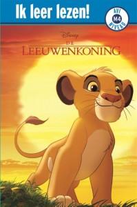 AVI Disney Leeuwenkoning - Ik leer lezen!