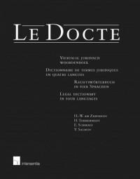 Le Docte viertalig juridisch woordenboek