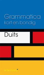Grammatica kort en bondig Duits