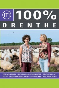 100% regiogidsen: 100% regiogids : 100% Drenthe