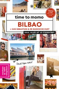 Time to momo: Bilbao, San Sebastián & de Baskische kust