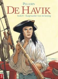 De Havik 8: Kaapvaarder voor de koning