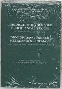 Juridisch woordenboek Diccionario juridico