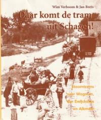 Daar komt de tram uit Schagen