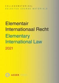 Elementair Internationaal Recht 2021/Elementary International Law