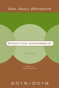 Ars Aequi Wetseditie Intellectuele-eigendomsrecht  2016/2018