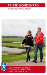 LAW Friese Woudenpad door Stg. Wandelplatform & F. Bosker & Stichting Wandelplatform-LAW