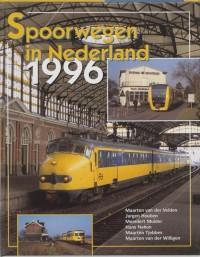 Spoorwegen in Nederland 1996