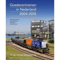 Goederentreinen In Nederland 2004/2015