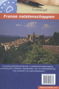 Franse nalatenschappen door P.L. Gillissen