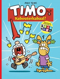 Timo 5 Kabouterkabaal!