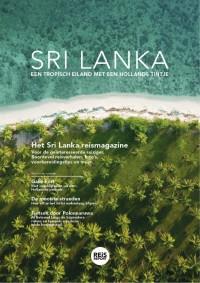 REiSREPORT reisgids magazines: Sri Lanka reisgids magazine