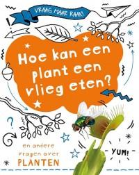 Kan een plant vliegen eten?