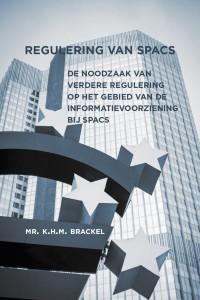 Regulering van SPACs