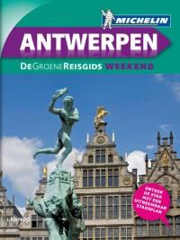 De groene reisgids weekend: - Antwerpen