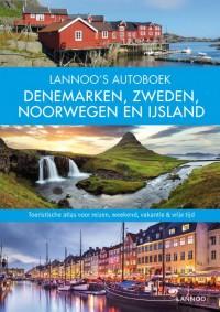 Lannoo's autoboek Denemarken, Zweden, Noorwgen en Ijsland