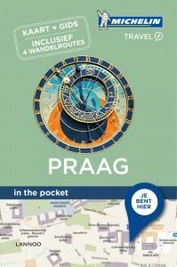Michelin travel: Michelin In the pocket - Praag
