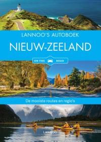 Lannoo's autoboek - Nieuw-Zeeland on the road door Bruni Gebauer & Stefan Huy
