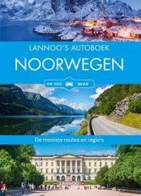 Lannoo's autoboek: - Noorwegen on the road