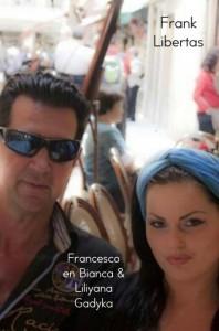 Francesco en Bianca & Liliyana Gadyka door Frank Libertas
