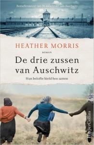 De drie zussen van Auschwitz - backcard à 6 ex.
