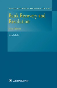 Bank Recovery and Resolution