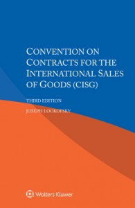Convention on Contracts for the International Sales of Goods (CISG)