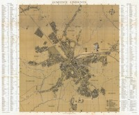 Stadsplattegrond 1941