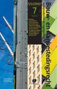 Bouw- en Aanbestedingsrecht 7 door M.A.B. Chao-Duivis & M.A. van Wijngaarden