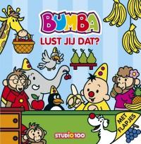 Bumba : kartonboek met flapjes - Lust jij dat?
