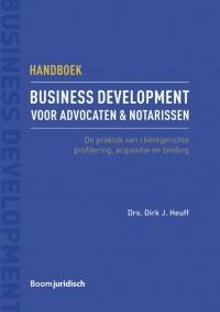 Handboek business development voor advocaten & notarissen