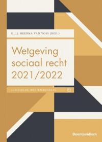 Wetgeving sociaal recht 2021/2022