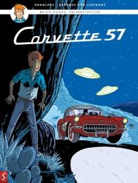 Brian Bones, privédetective 3: Corvette 57