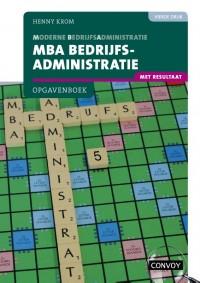 MBA Bedrijfsadministratie met resultaat