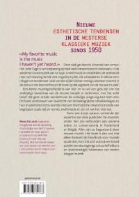 Een kleine muziekgeschiedenis van hier en nu