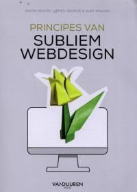 Principes van subliem webdesign