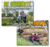 De sterktse fietskaart van Nederland