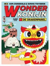Wonderkonijn 2: De drakenparel