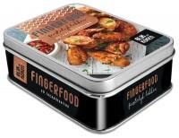 Blik op koken - Fingerfood
