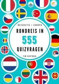 Rondreis in 555 quizvragen