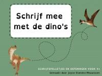 Schrijf mee met de Dino's