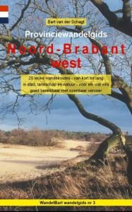 Provinciewandelgidsen: Noord-Brabant west
