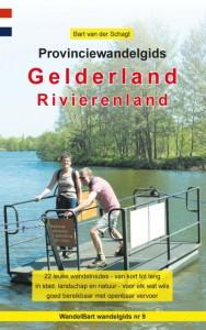 Provinciewandelgidsen: Provinciewandelgids Gelderland / Rivierenland