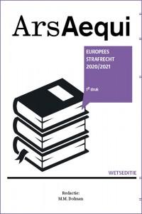 Europees strafrecht 2020/2021