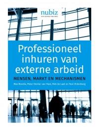 Professioneel inhuren van externe arbeid